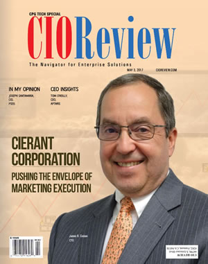 CIOReview - Pushing the Envelope of Marketing Execution